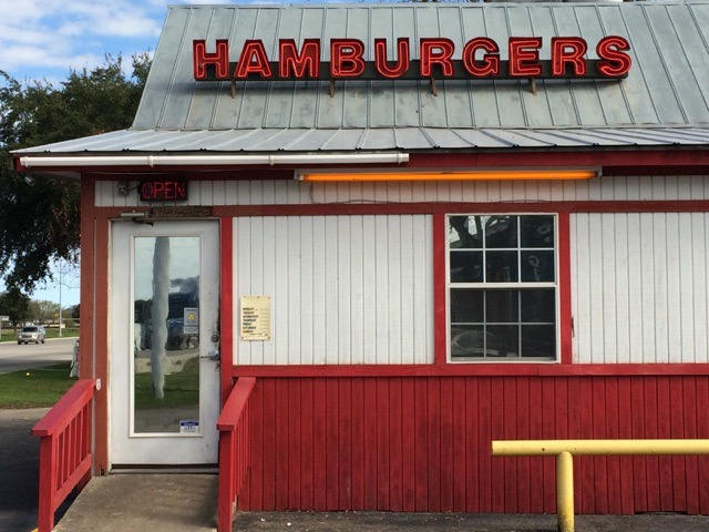 Billy Bob's Hamburgers Hondo Texas