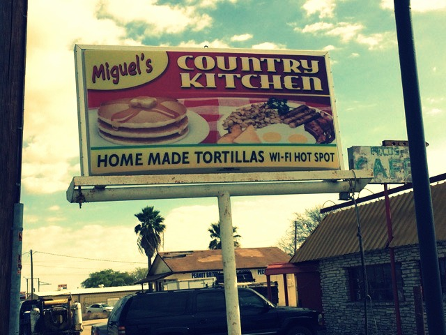 Miguel's Country Kitchen Hondo Texas 2