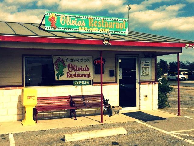 Olivia's Restaurant Hondo Texas