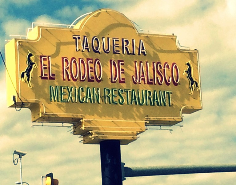 Taqueria El Rodeo De Jalisco Hondo Texas